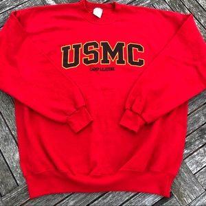 USMC Camp Lejeune Sweatshirt